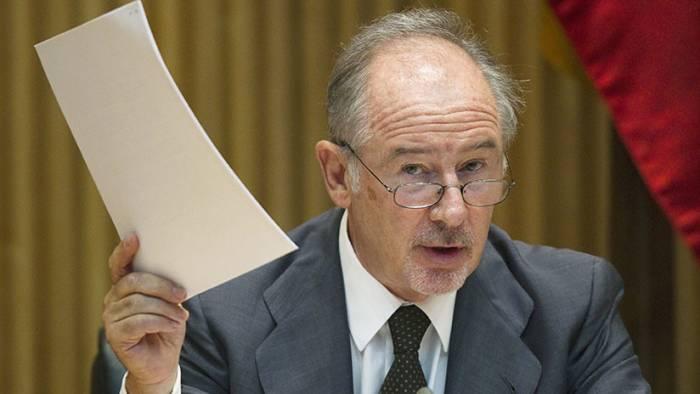 Investigan el papel de Rodrigo Rato, exdirector del FMI, en la crisis financiera española