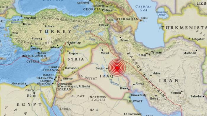 Se registra en el sur de Irán un sismo de magnitud 5,1