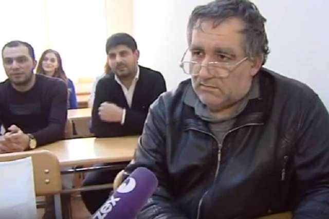 Azərbaycanın ən yaşlı tələbəsi - Onun 59 yaşı var (VİDEO)