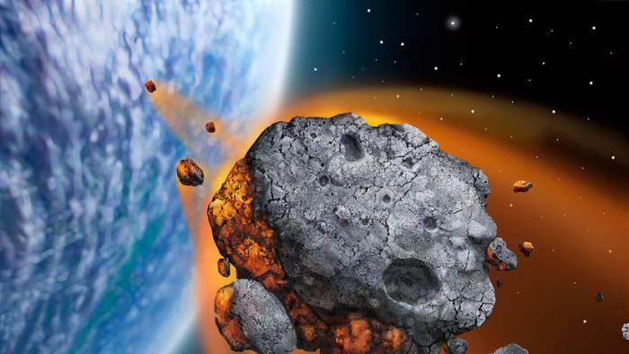 Estas son las regiones en donde hay más peligro de que caiga un asteroide