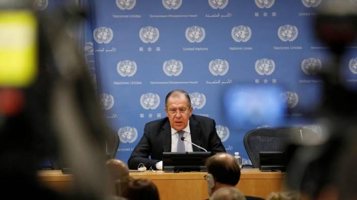 Lawrow: Berichte über Abzug russischer Militärbeobachter aus Afrin wurden bereits dementiert