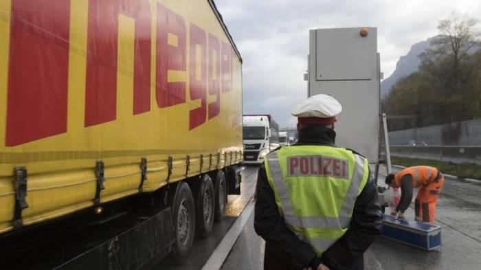 Weitaus weniger unerlaubte Einreisen nach Bayern