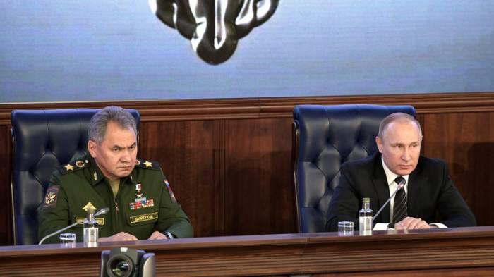 Russland besorgt über Start türkischer Militäroperation in Syriens Afrin
