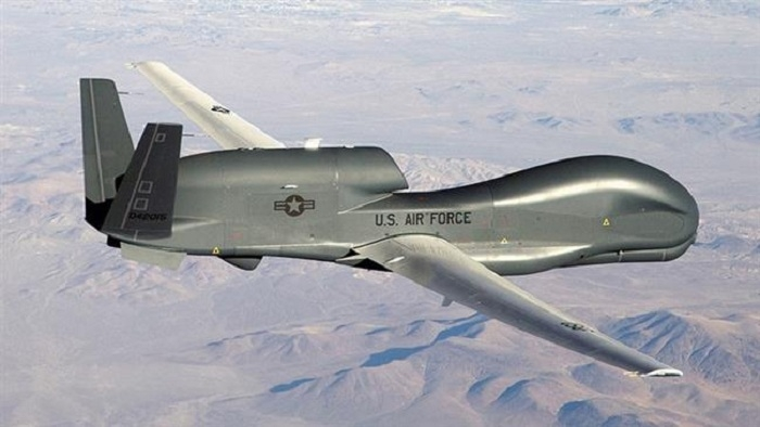 Pakistani air force ordered to shoot down intruding US drones