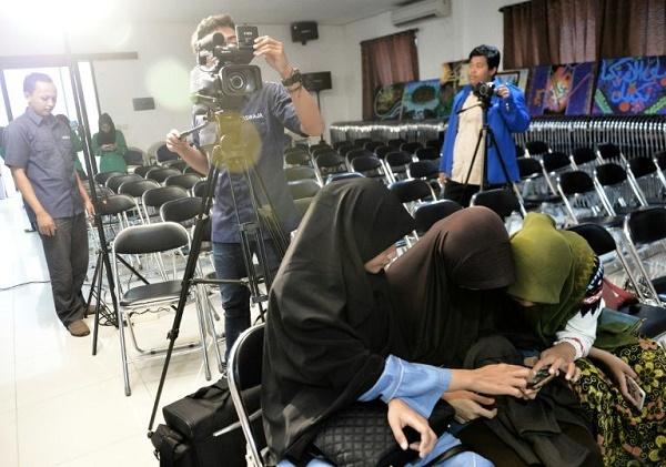 Indonésie: des cyber-guerriers musulmans à l`offensive contre l`EI