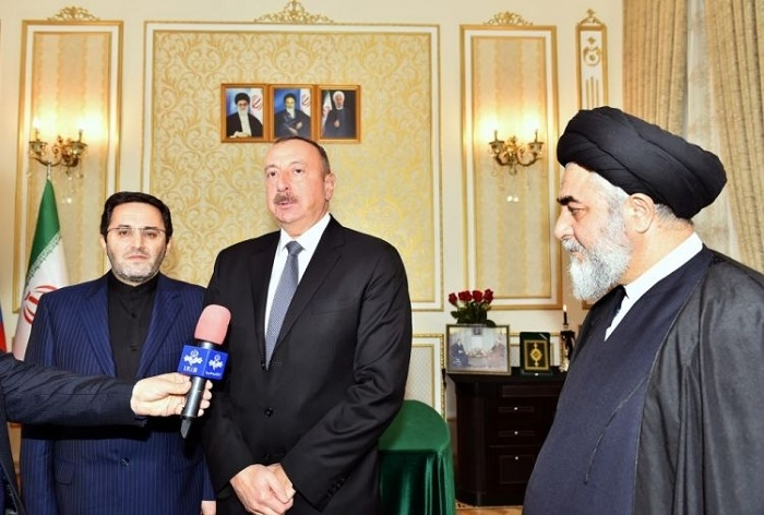Rafsanjani was a big supporter of development of Iran-Azerbaijan ties - Ilham Aliyev