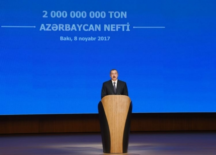 Azerbaijan's investments abroad amount to billions of dollars - President
