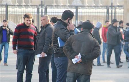 """""""Qara bazar""""a """"Qarabağ""""ın biletlərini kim çıxardır? - FOTO"""