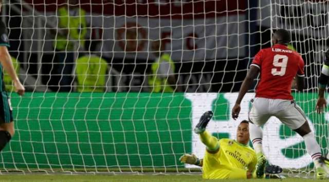 UEFA Super Cup: Real Madrid beat Manchester United 2-1 to retain title