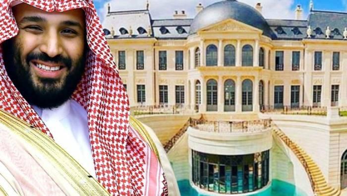 Saudi-Prinz kaufte sich das teuerste Haus der Welt