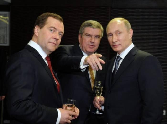 Winterspiele: Russland von Olympia wegen Doping ausgeschlossen