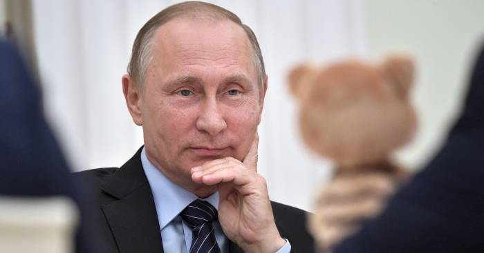 "Putin səhvini etiraf etdi: ""Sizə etibar edirdik"""