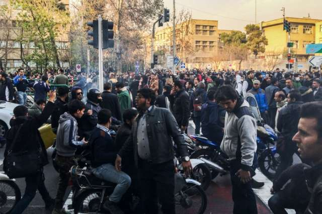 Tens of thousands of people have protested in Iran. Here's why