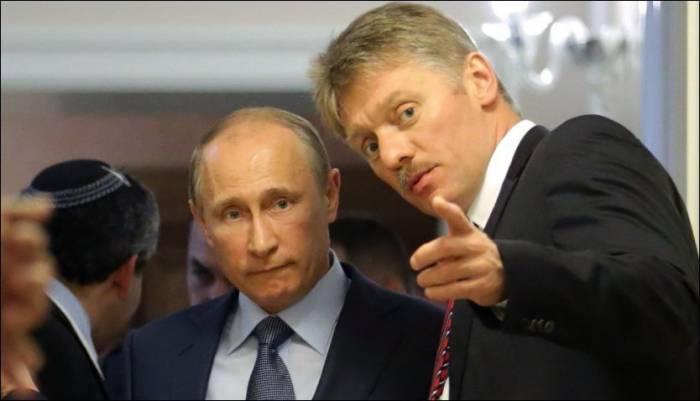 """""""Putinin heç bir problemi yoxdur"""" - Peskov"""