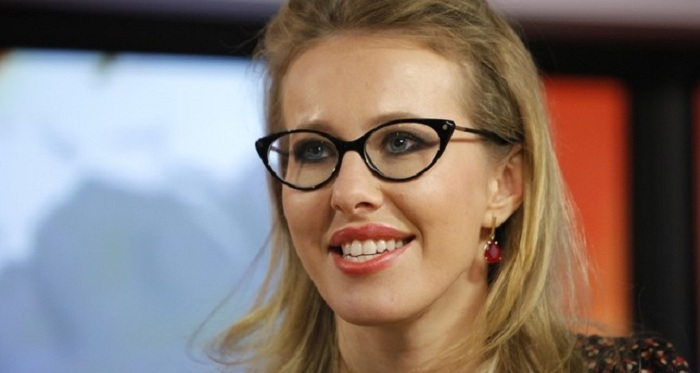 'Russian Paris Hilton' Ksenia Sobchak announces bid for presidency