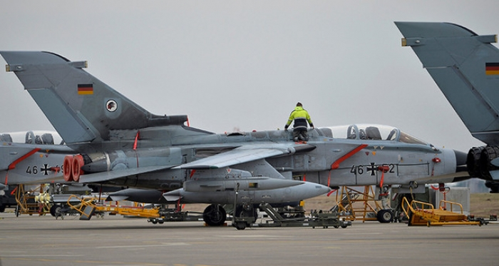 Germany to start moving its planes from Incirlik in July