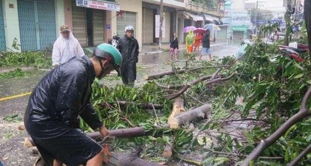 Typhoon kills 19 in Vietnam, days before Apec meeting
