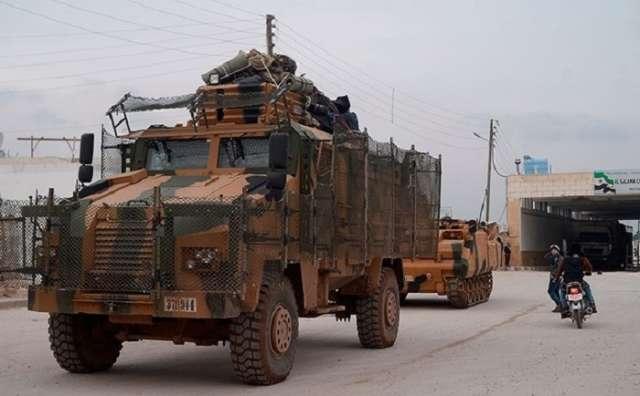 Turkish military extends anti-terror Afrin operation to Azaz