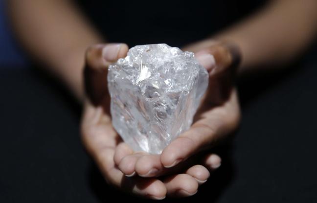 Le plus gros diamant du monde trop cher pour les enchères?