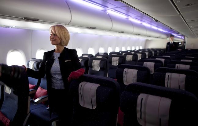 Iran: Air France propose «un dispositif d`exception» pour les hôtesses refusant de se voiler