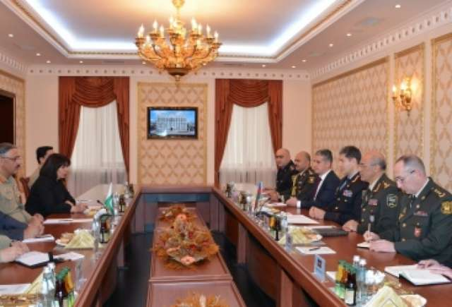 Chairman of Pakistani Joint Chiefs of Staff Committee hails stability in Azerbaijan