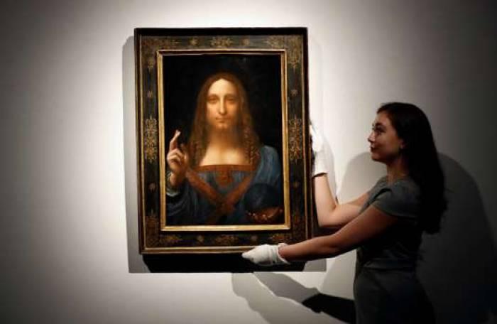 Le Vinci à 450 millions de dollars ira au Louvre d'Abou Dhabi