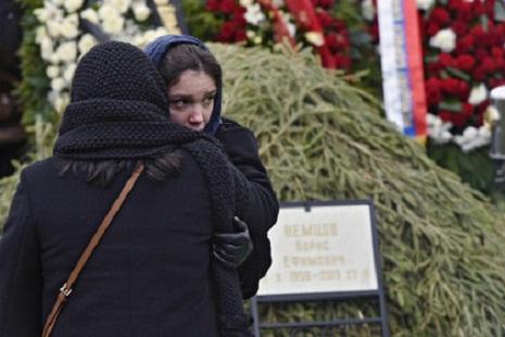 Nemtsov`s daughter: TV propaganda factor behind his killing