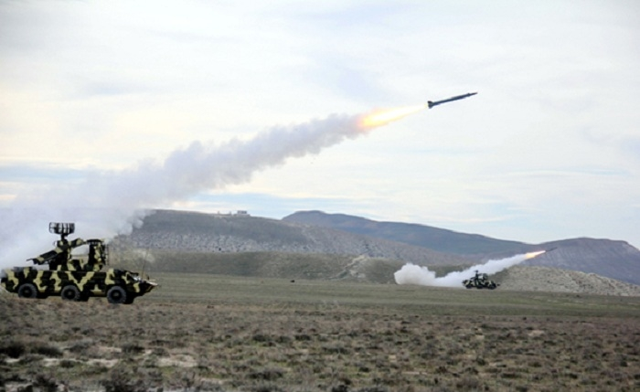 Air Force of Azerbaijan conducts tactical exercises