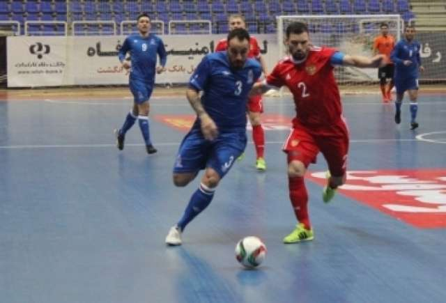 Azerbaijan remain 10th in Futsal World Ranking