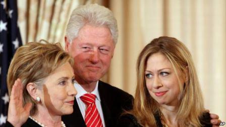 Klinton ailəsi ölümlə üzləşdi
