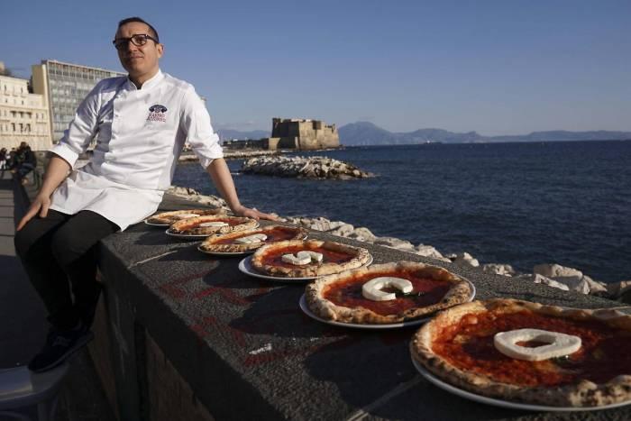 Pizza zum Kulturerbe der Menschheit erklärt