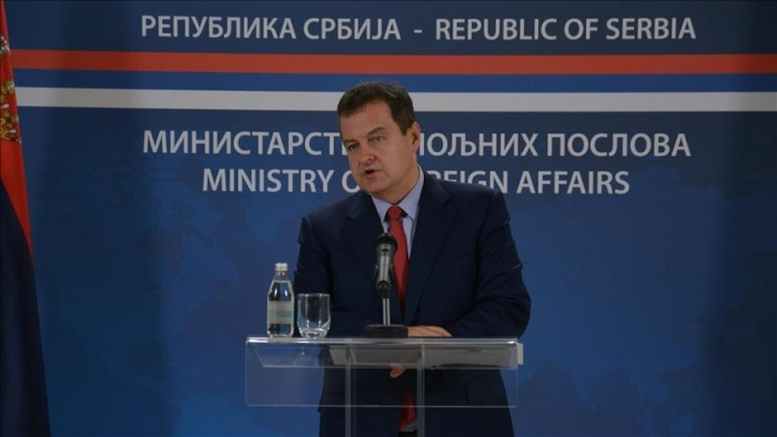 Serbia summons envoy to Ukraine for consultations