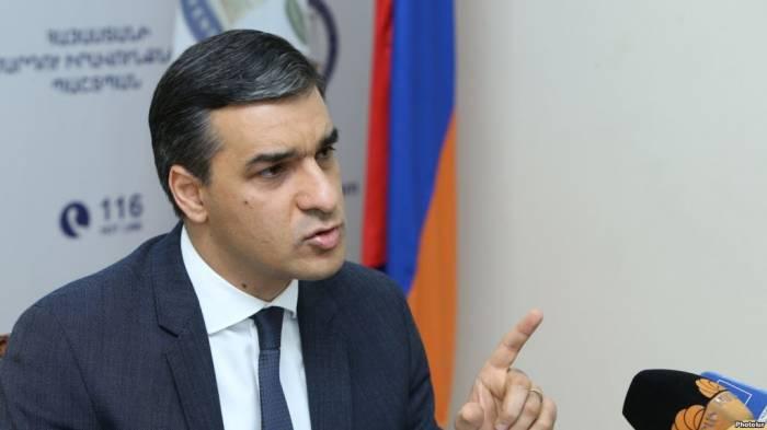 Ermənistanda Ombudsman İnstitutu ləğv edilir