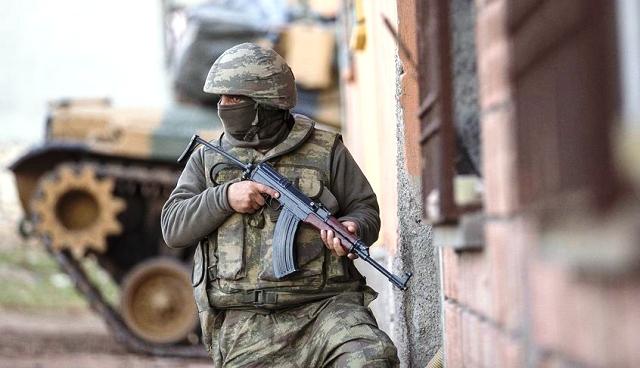 Türkiyədə antiterror əməliyyatı: 261 PKK-çı öldürüldü