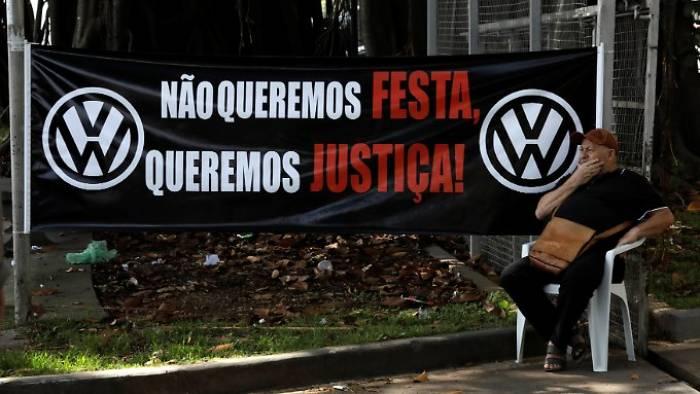 VW unterstützte brasilianische Diktatur