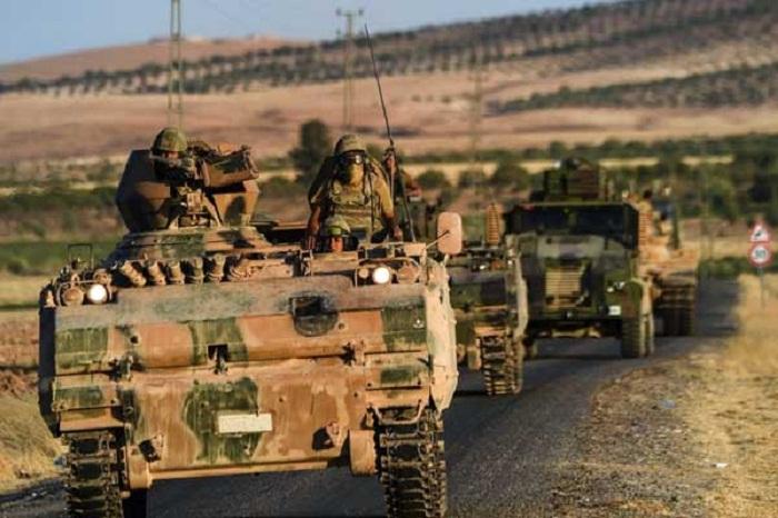 Afrində 60 kənd terrorçulardan azad edilib