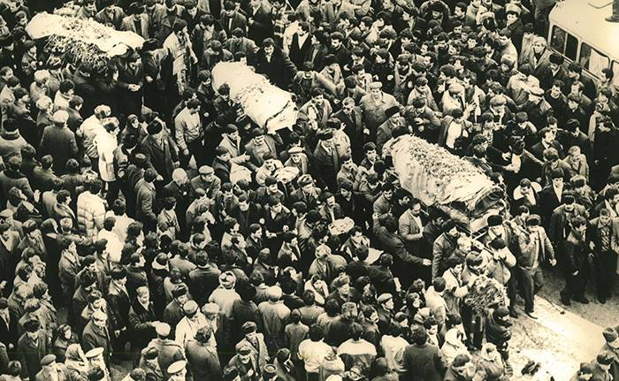 """""""Die Straßen in Baku waren voller Leichen"""" - Berühmter jüdischer Fotograf (FOTO)"""