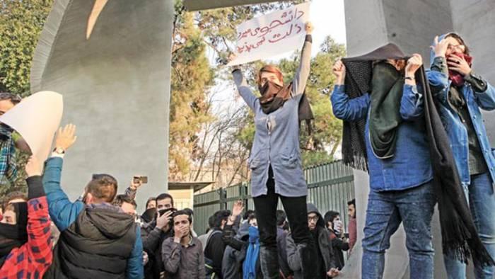 İrandakı iğtişaşlarla bağlı maraqlı faktları üzə çıxdı