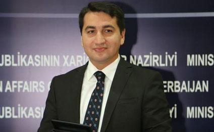 """""""İşğal aradan qalxsa, snayperlərə ehtiyac qalmayacaq"""" - XİN"""