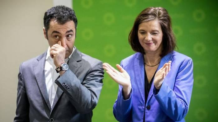 Die Grünen geben sich staatstragend