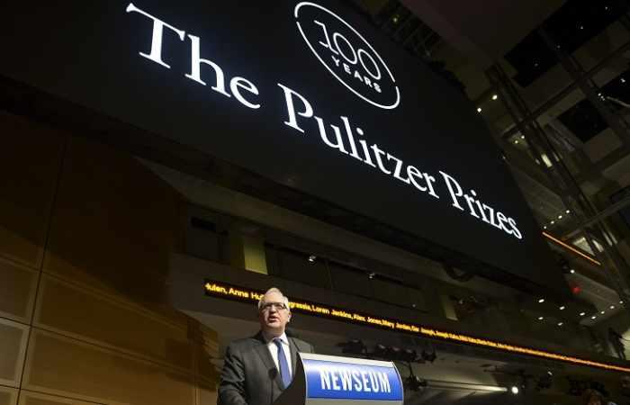 Les lauréats du prix Pulitzer 2017 annoncés