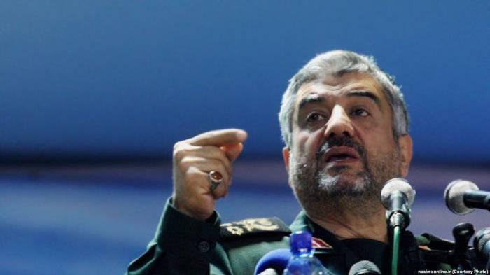 SEPAH Komandanı: İrandakı etirazlar sona çatıb