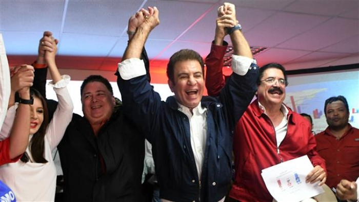 Opposition takes lead over US ally in Honduras vote
