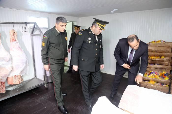 Ombudsman aparatının əməkdaşı hərbi hospitalda