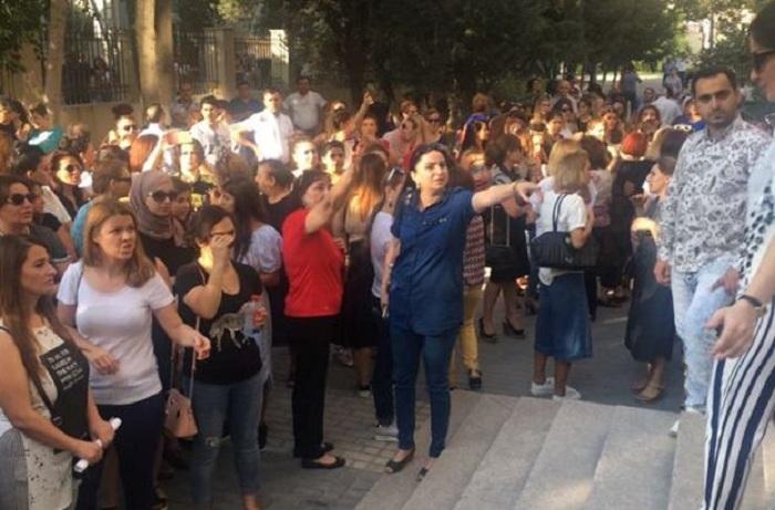 """""""Qafar Hüseynov işdən çıxarılmayıb"""" - Valideynlərin etirazına rəsmi cavab"""