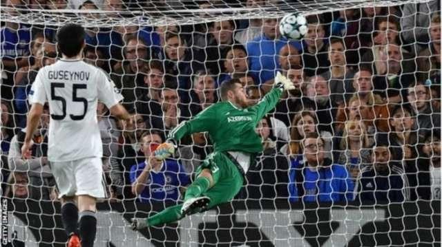 Champions League: Chelsea defeats Qarabag