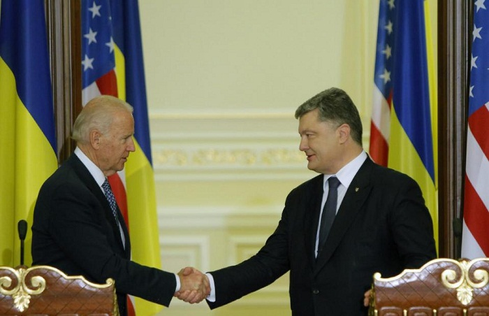U.S. Vice President announces more US aid for Ukraine