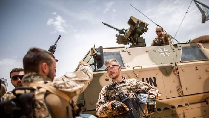Kabinett verlängert Bundeswehreinsätze