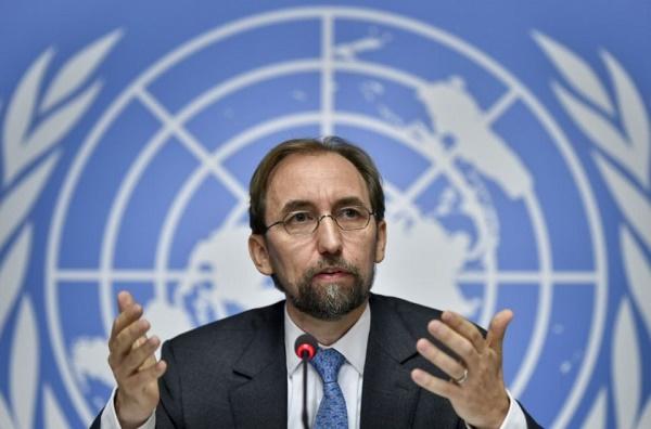 Haut-Commissaire de l`ONU aux droits de l`homme proteste contre l`interdiction arménienne imposée à l`entrée des observateurs au Haut-Karabakh