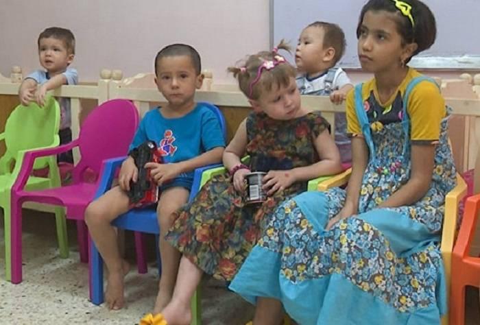 İraqda tapılan 19 azərbaycanlı uşağın kimliyi müəyyən edilib